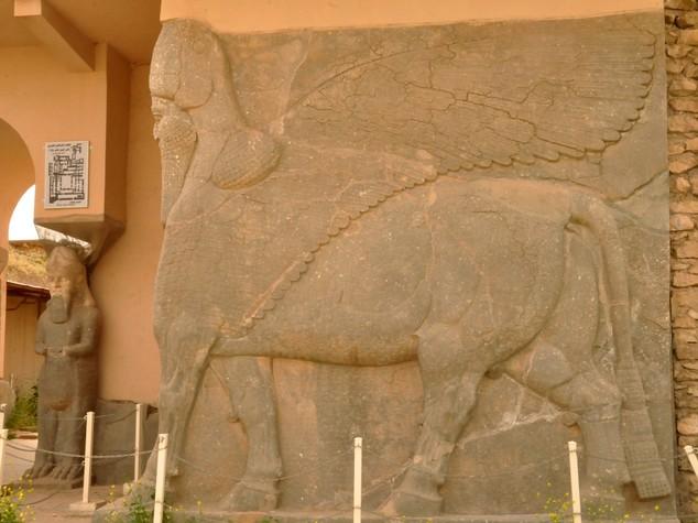 L'Italia fa rinascere tre monumenti distrutti dall'Isis - Foto