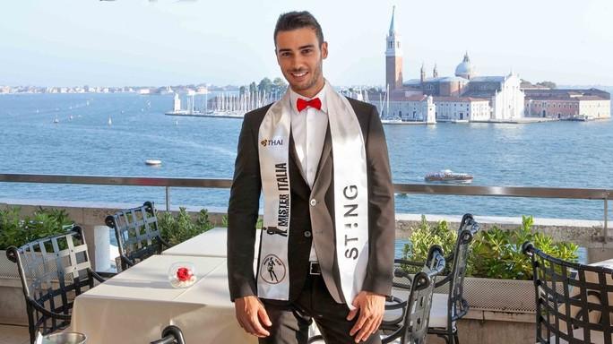 E' un 23enne trevigiano Mister Italia 2016