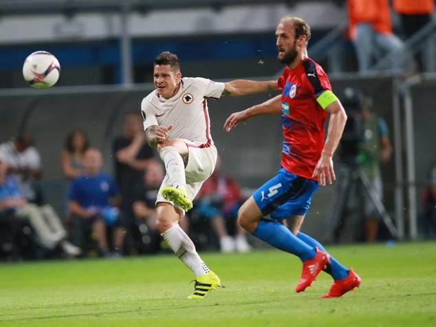 Europa League, la Roma spreca chance vittoria