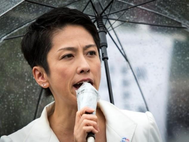 Giappone, per la prima volta una donna alla guida Partito Democratico