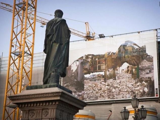 Ricostruzione: con Osa opere d'arte nei cantieri