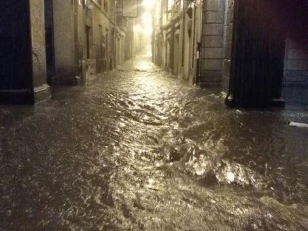 Maltempo flagella Centro-nord, bomba d'acqua su Cagliari