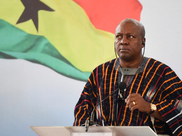 Ghana: Mahama, we are on terror alert