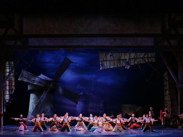 "La Scala porta ""Don Chisciotte"" di Nureyev a Tokyo"