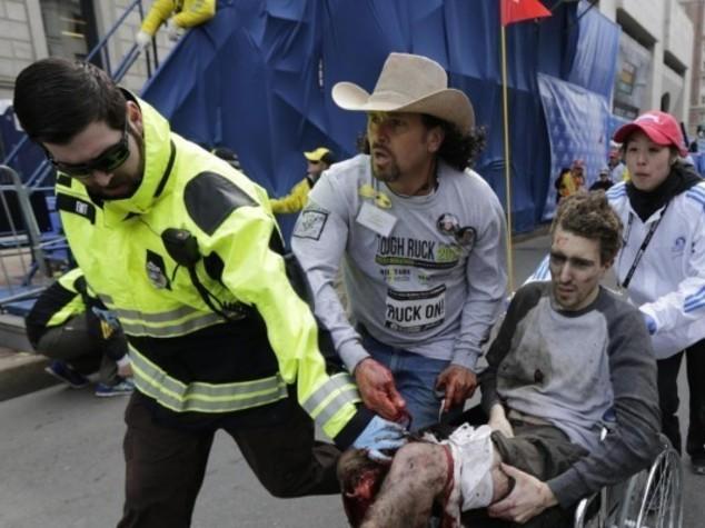 Alla Maratona di Boston ordigni simili