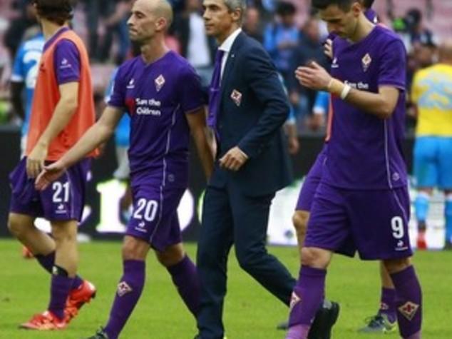 Roma fallisce aggancio alla Juve, ko 1-0 a Firenze