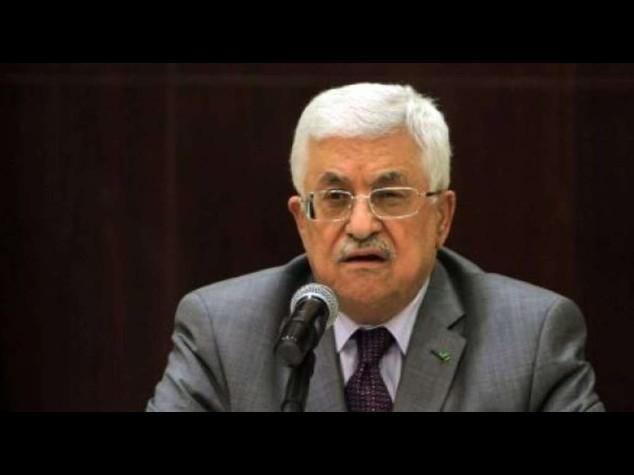 """M. O.: Abu Mazen, """"dobbiamo accettare il cessate il fuoco"""""""