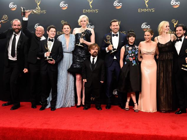 'Game of Thrones' sbanca agli Emmy ed entra nella storia