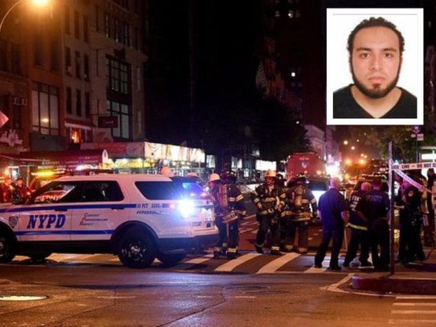 Bombe New York, si cerca 28enne afghano Rahami