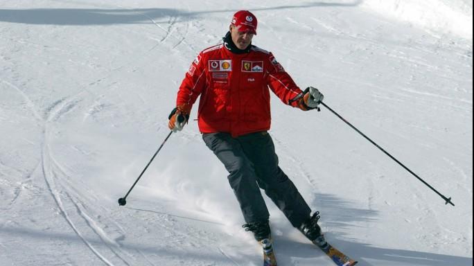 Legale Schumacher, non è vero che può camminare