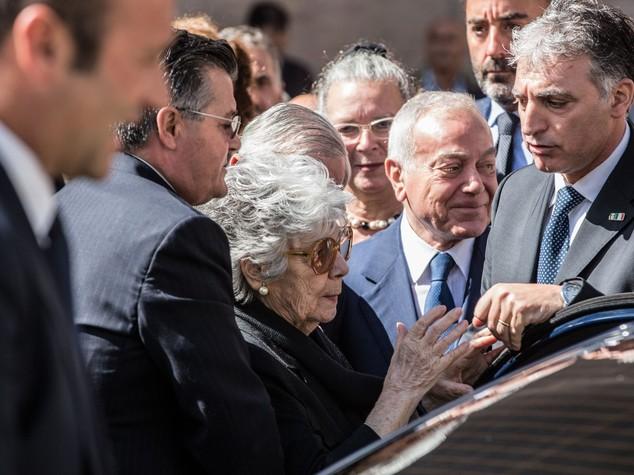 """L'ultimo saluto a Ciampi, """"presidente di tutti"""""""