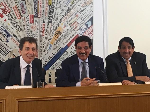 """Unesco, candidato Qatar a Roma """"cultura contro il terrorismo"""""""