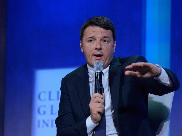 "Migrant, Renzi: ""Ue apra porte o veto su bilancio"""