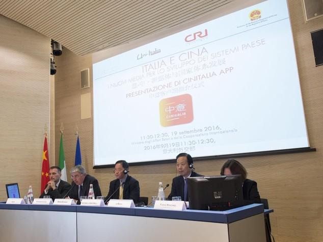 Italia-Cina: al via app CinItalia, nuovo canale promozione Paese