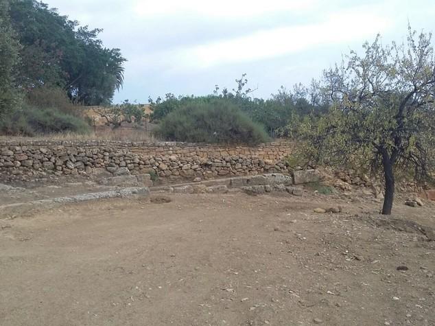 Scavi alla Valle dei Templi: risorge l'antico Teatro Akragas - Foto