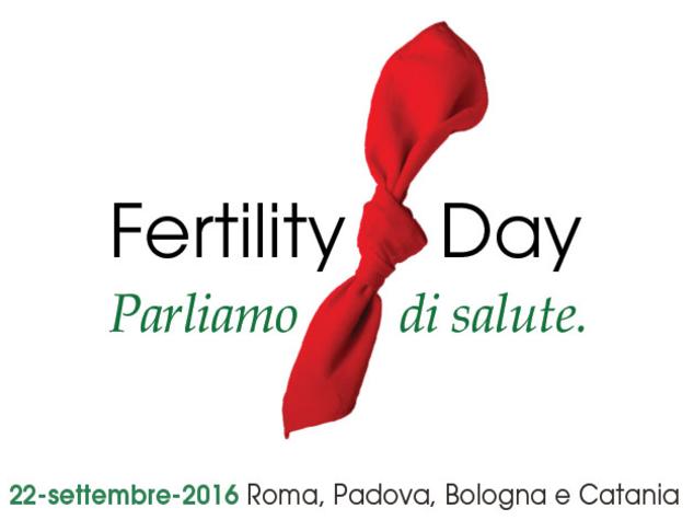 Salute: Fertility day, nuovo logo e stop a cartoline contestate