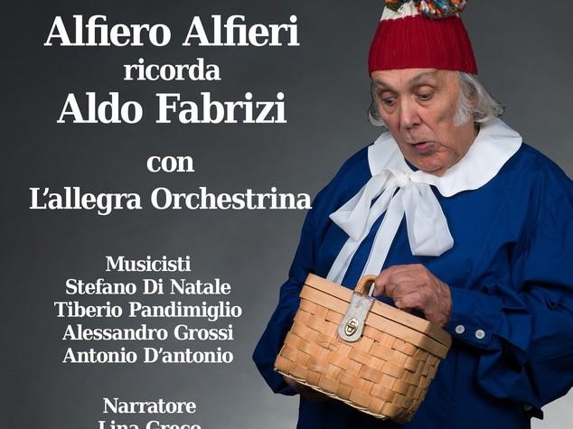 Teatro: Alfiero Alfieri, omaggio ad Aldo Fabrizi sull'Appia Antica
