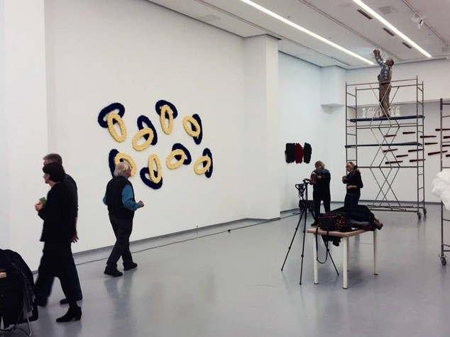 Italian Institute organises Pino Pinelli exhibit in Moscow