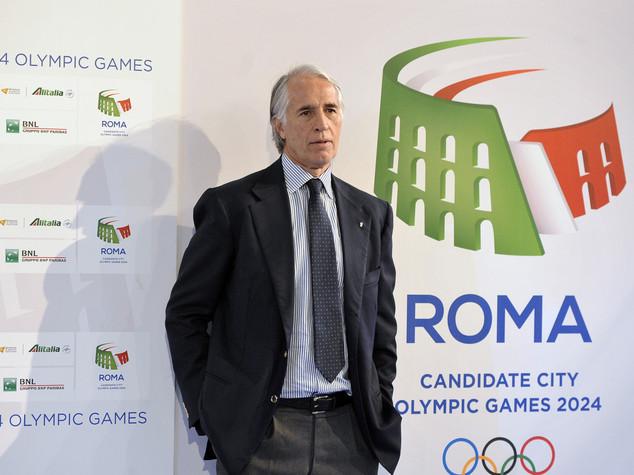 """Roma 2024, Malagò """"piano B possibile ma no strada giusta"""""""