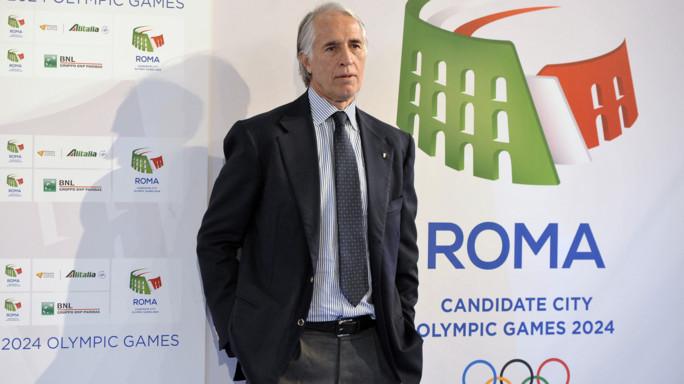 """Roma 2024, Malagò scrive al Cio: """"Si chiude qui"""""""