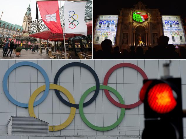 Da Boston ad Amburgo, la maledizione della XXXIII Olimpiade