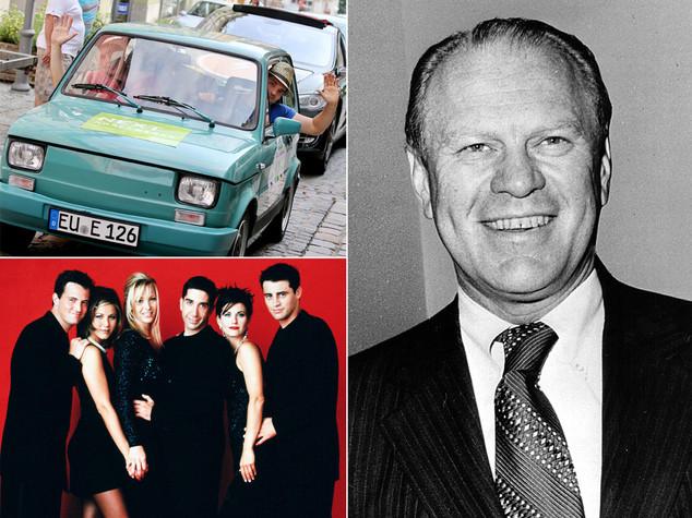 Dal tentato omicidio di Ford all'esordio di Friends, i fatti del 22 settembre