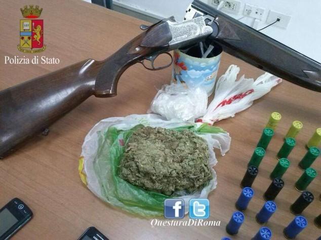 'Ndrangheta: traffico armi e droga, 9 fermi nel Reggino