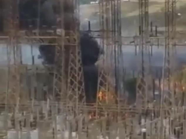 Incendio nella centrale elettrica, black-out a Porto Rico