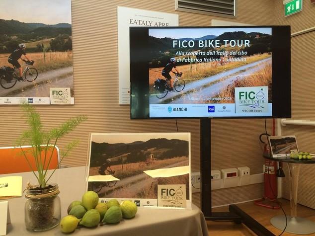 Agroalimentare: Fico bike tour, da domani 18 tappe in E.Romagna