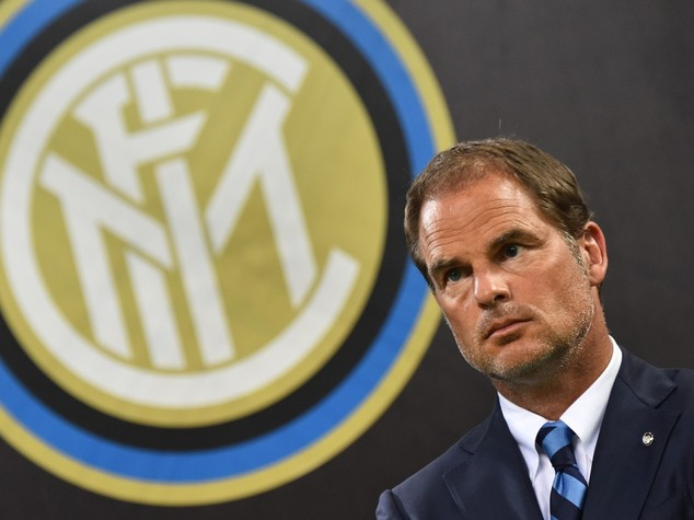 """Calcio: Inter. De Boer """"grande seguito dopo gara con Juve"""""""