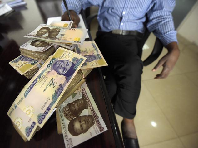 Nigeria: external reserves drop to 24.8 billion of dollar