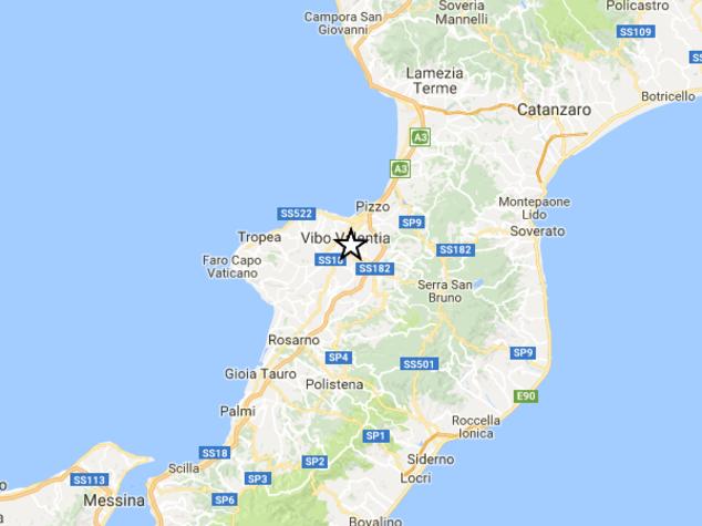 Terremoto: scossa nel Vibonese, scuole evacuate ma nessun danno