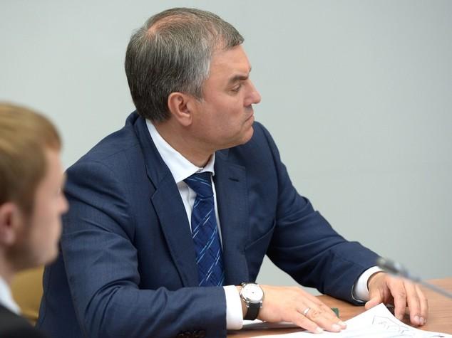Russia: media, Volodin verso la presidenza della Duma