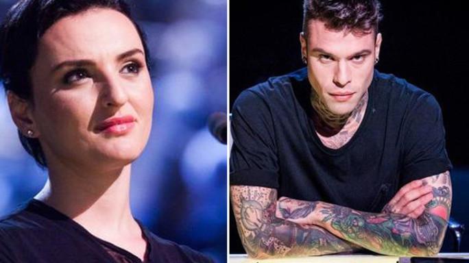 X Factor, una starlette fa litigare Arisa-Fedez