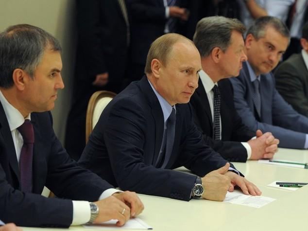 Russia: Putin propone Volodin a presidente della nuova Duma