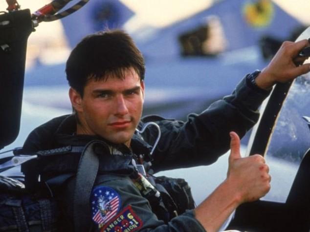 'Top Gun' torna in sala, dopo 30 anni Tom Cruise in 3D