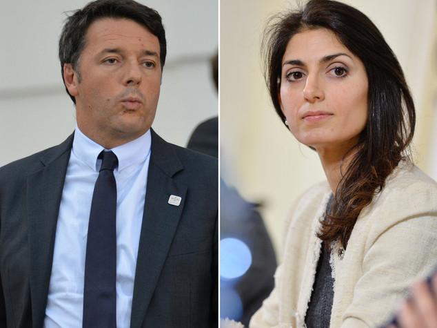 Roma2024: Renzi a Raggi, se non ci metti la faccia sbagli mestiere