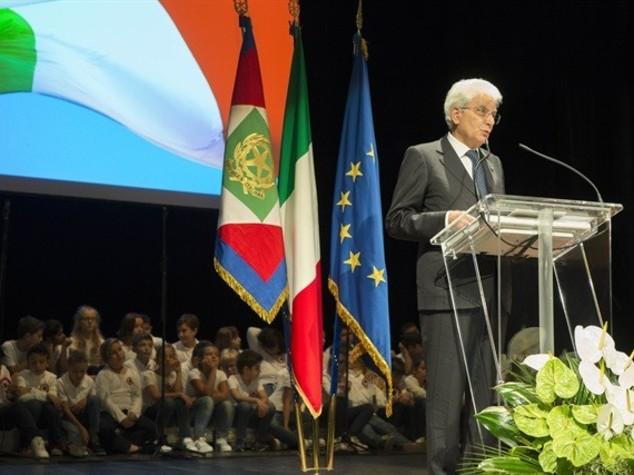 Mattarella: serve gestione equilibrata degli ecosistemi