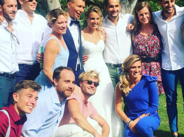Tania Cagnotto e Stefano Parolin sposi all'Elba