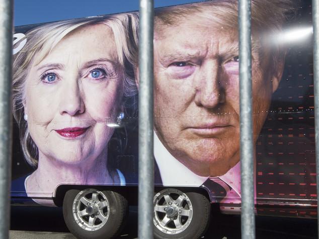 Clinton vs. Trump, timeline dello scontro