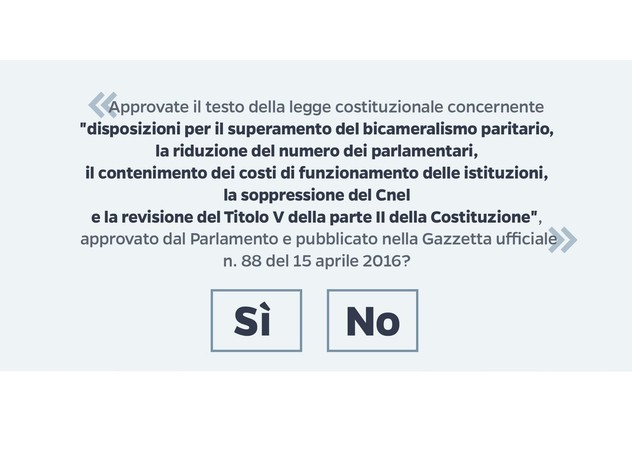 La 'battaglia' del Referendum, 10 comitati in campo
