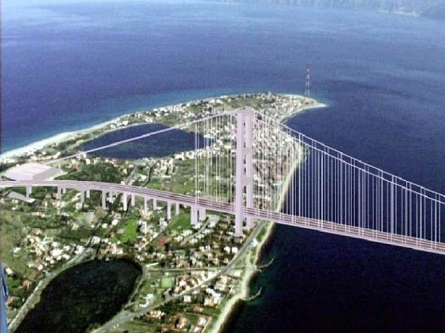 Il Ponte sullo Stretto divide la politica