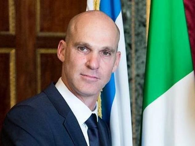 Israele, a Roma ambasciatore Sachs. Numero 1 export per dopo-Gilon