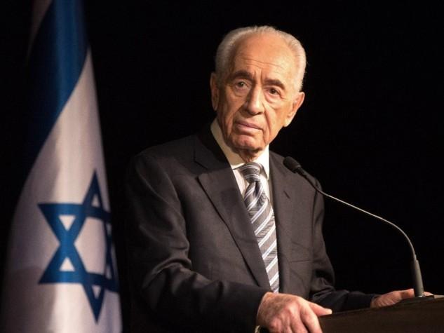 "Netanyahu, Peres ""visionario campione della difesa di Israele"""