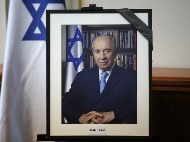 """Figlio di Peres, """"ha amato Stato Israele fino a ultimo respiro"""""""