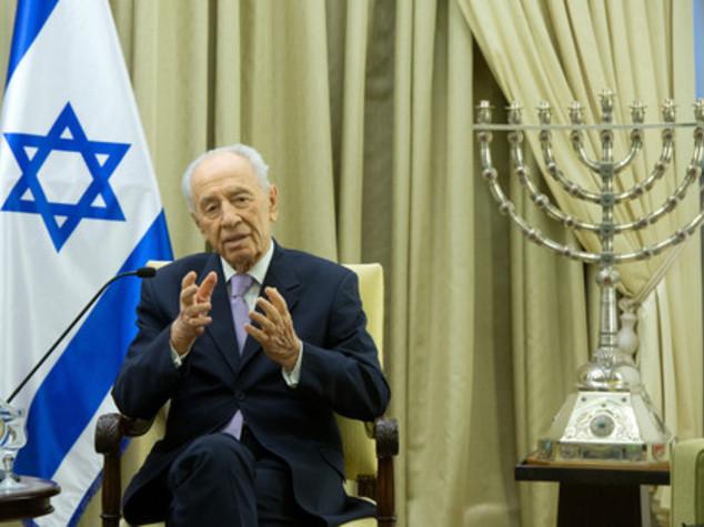Peres: Toti, grande uomo sostenitore della pace