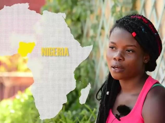 Grace in fuga dalla Nigeria, costretta a prostituirsi per sopravvivere