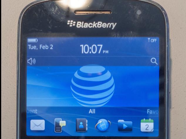 BlackBerry non produrrà più cellulari