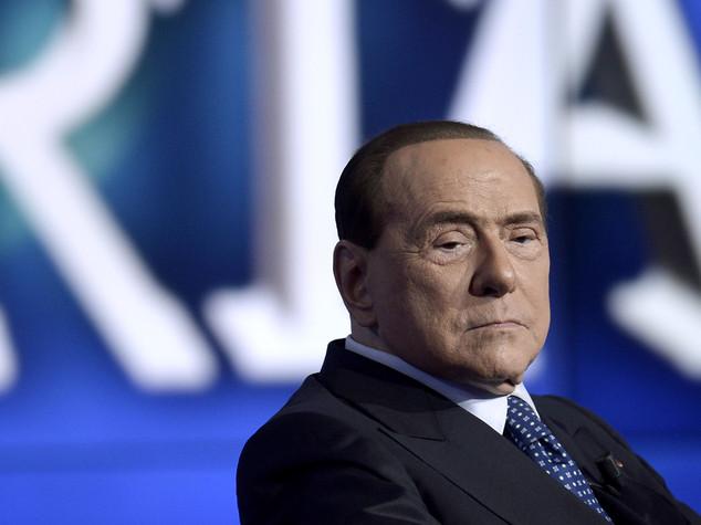 """Referendum: Berlusconi """"da me un no convinto"""""""