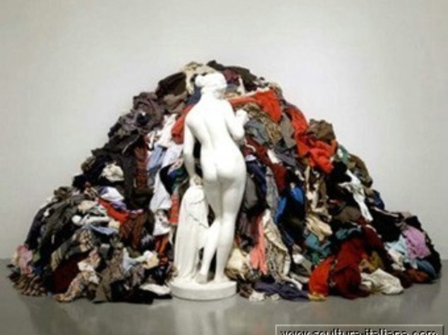 Works by Michelangelo Pistoletto on show in London